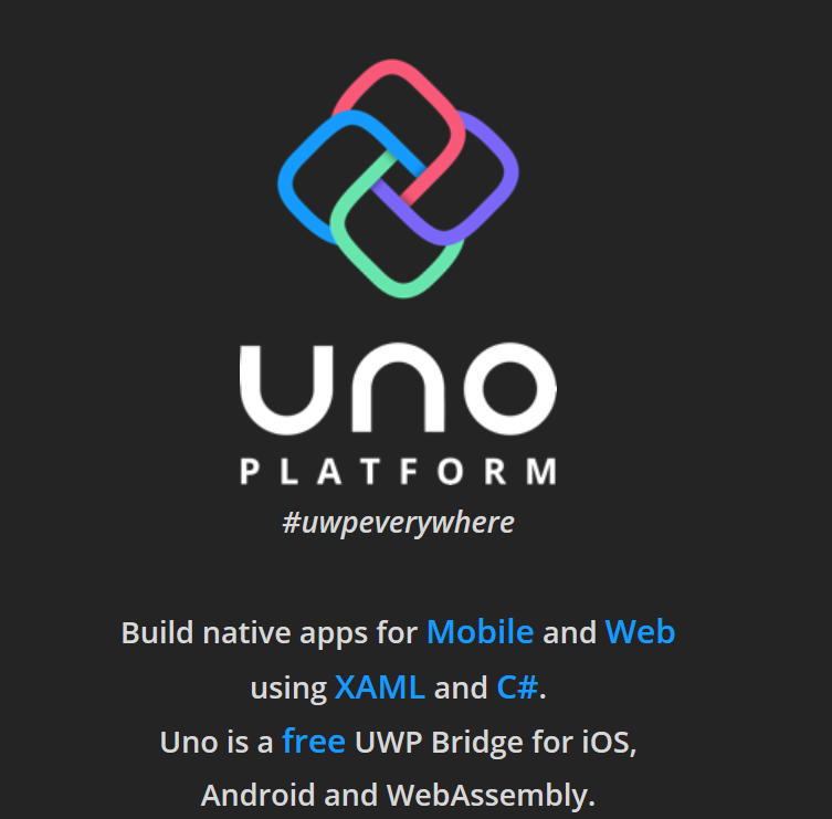 Uno Platform – Granite State Users Groups